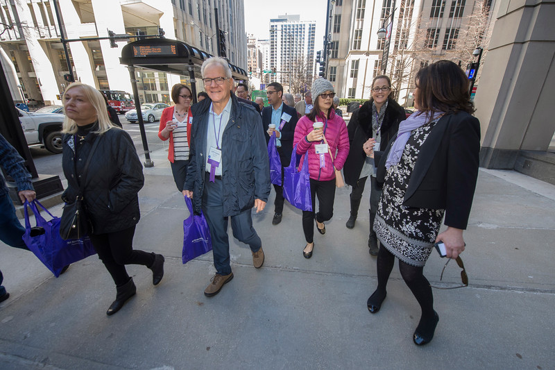 Northwestern University Feinberg School of Medicine Alumni Weekend 2018, Friday, April 27, 2018