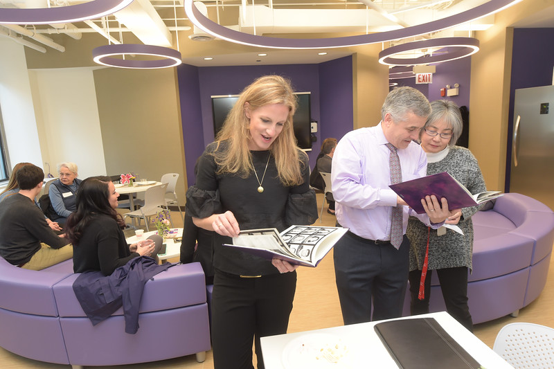 Northwestern University Feinberg School of Medicine Alumni Weekend 2018, Saturday, April 28, 2018