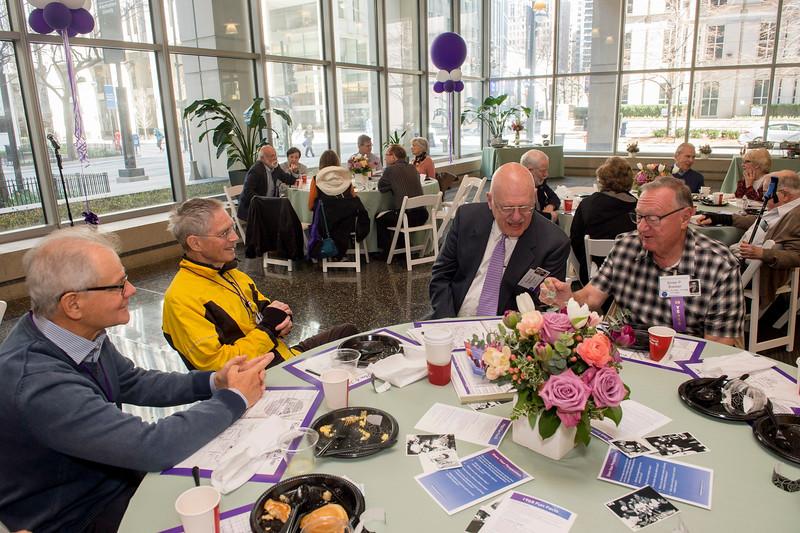 Northwestern University Feinberg School of Medicine Alumni Weekend 2018, Saturday, April 28, 2018