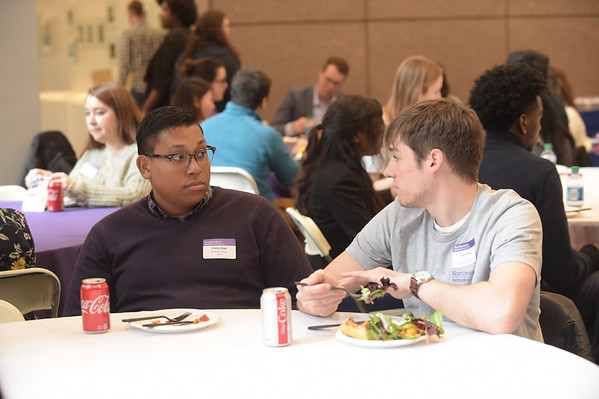 Northwestern Pritzker School of Law, 2018 Admitted Students Weekend