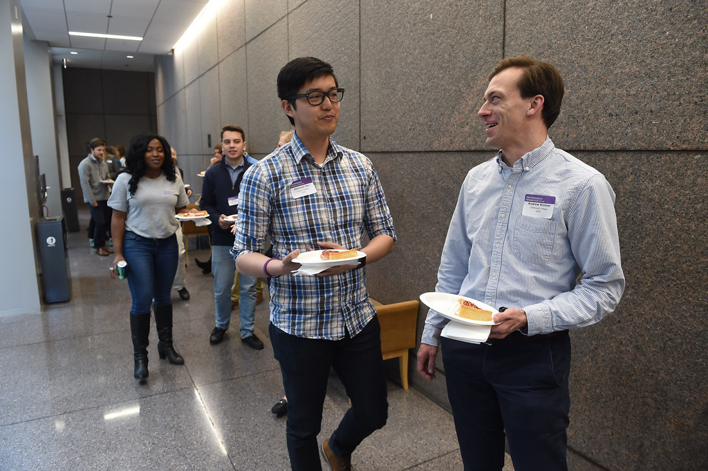 2018 Admitted Students Weekend (Friday), April 6, 2018