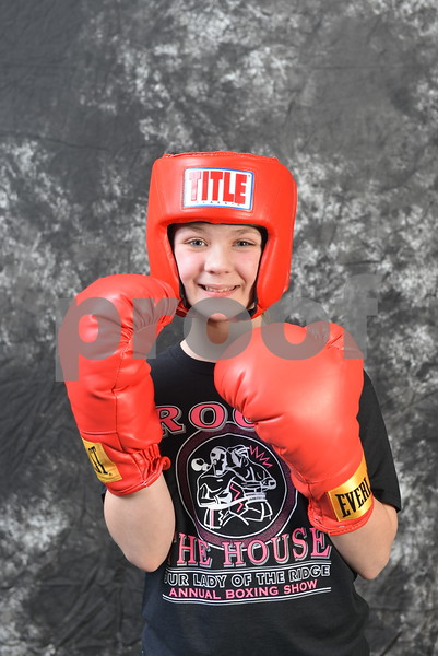 Our Lady of the Ridge Boxing Night 3-3-18
