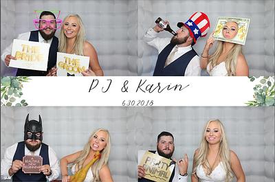 PJ and Karen's Wedding 06/30/2018