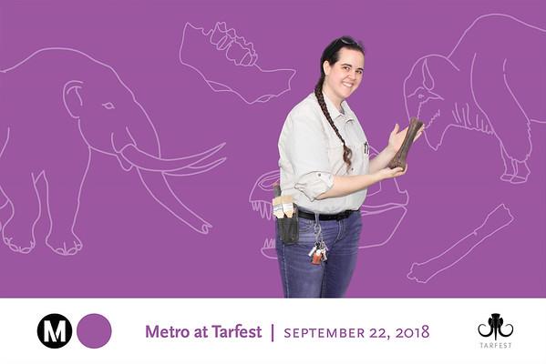 Purple Line Extension at Tarfest 2018 - 9/22/2018
