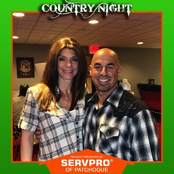 SERVPRO Of Patchogue Country Night Fundraiser