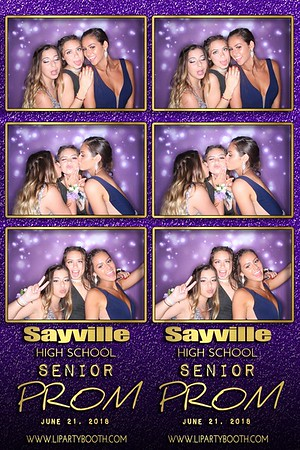 Sayville High School Senior Prom 2018