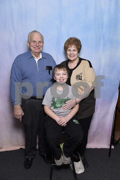 St. Alexander's Grandparents Day 1Feb2018