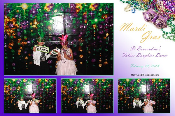 St. B 2018 Father Daughter Dance