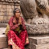 Durbar Square Beggar II