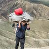Trekking Porter of Upper Mustang