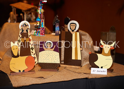 2018-11-08 Christ Church Nativity Scenes