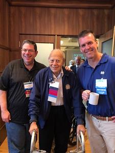 David Torchinsky, Sydney Traum, and Mike Breslin