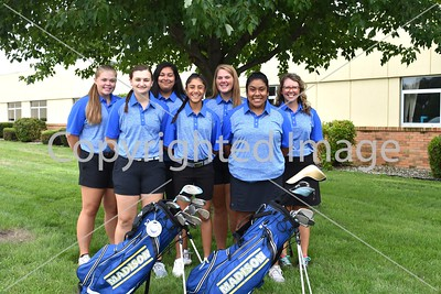 Madison Women's Golf Team Photo