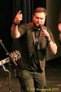 Chris Buck at McLab 234