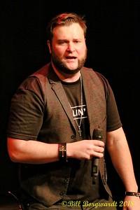 Chris Buck at McLab 252