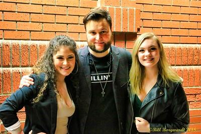 Sydney Mae, Chris Buck & Olivia Rose at McLab McLab 378