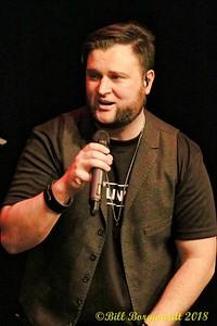 Chris Buck at  McLab 363