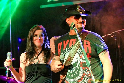 Shila Marie & Randy J Martin - Sweet Tequila at LBs 145
