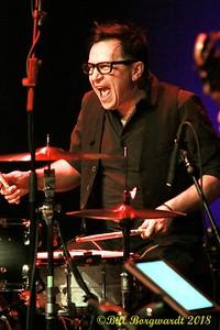 Drummer - Crystal Shawanda at FP 142