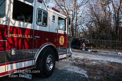 02-27-2018, MVC, Millville City, Cumberland County NJ, S. 2nd St. and Orange St.