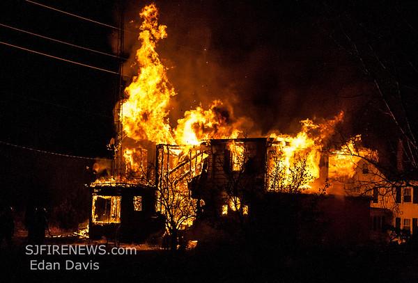 02-28-2018, 2 Alarm Dwelling, Lawrence Twp  46 Cedarbrook Ln  (C) Edan Davis, www sjfirenews (1)