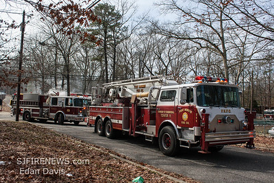 03/03/2018, Dwelling, Laurel Lake, Cumberland County NJ, 6742 Doris Dr.