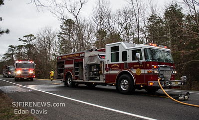 03/12/2018, Vehicle, Maurice River Twp. Cumberland County NJ, Rt. 347