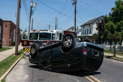 06/17/2018, MVC, Millville City, Cumberland County NJ, Buck St. and Vine St.