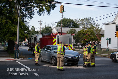 09/30/2018, MVC, Millville City, Cumberland County NJ, N  4th St. and E Broad St.