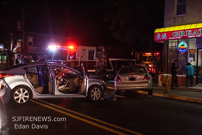 10/04/2018, MVC, Millville City, Cumberland County NJ, N. High St. and E. Oak St.