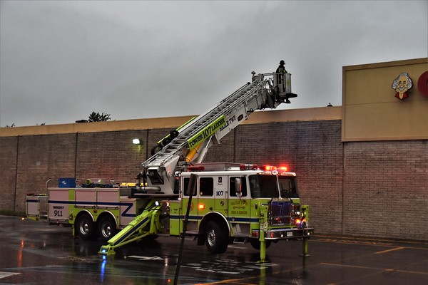 Hazle Twp 141 Ollie's bargain outlet lightning strike 7-15-18