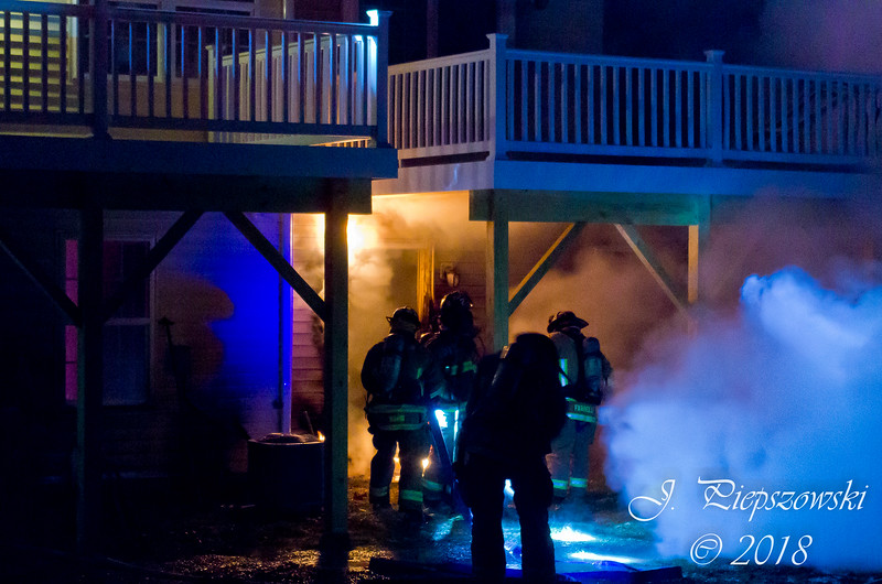 1-3-2018 (Camden County) GLOUCESTER TWP. - 9 Iron Gate Rd. - All Hands Dwelling