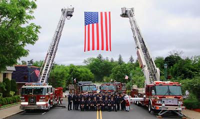 Allendale Memorial Day Department Shoot  5-28-18