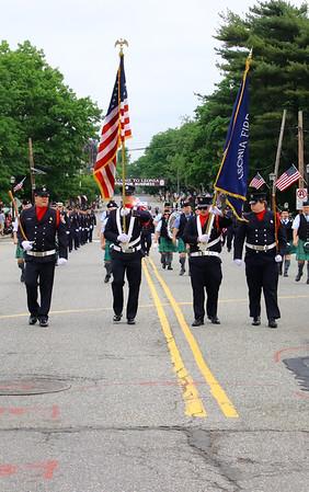 Leonia memorial Day Services & Parade 5-28-18
