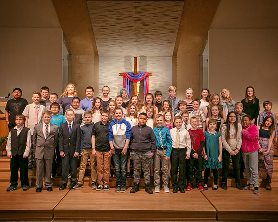 2018 First Communion