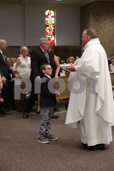 St. Barnabas Communion