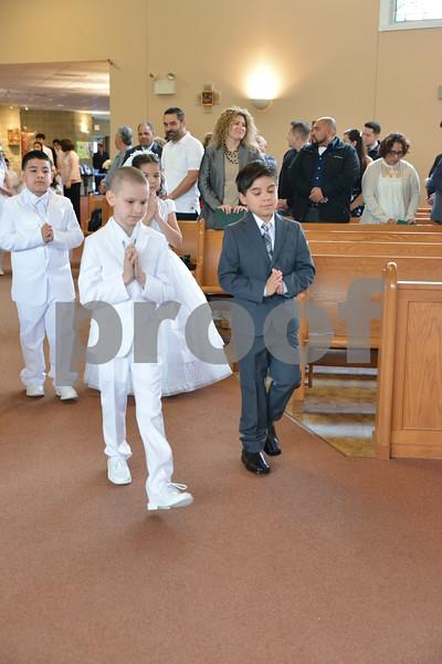 St. Rita [Aurora] First Communions