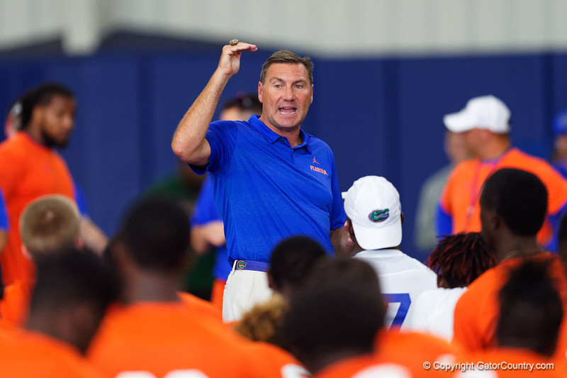 University of Florida Gators Friday Night Lights Football Camp 2018