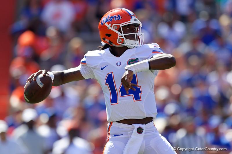Florida Gators Football 2018 Orange and Blue Debut