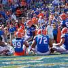 Florida Gators Football 2018 Orange and Blue Game