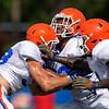 Florida Gators Football Fall Practice 2018