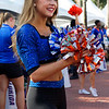 University of Florida Gators Football Gator Walk Charleston Southern 2018