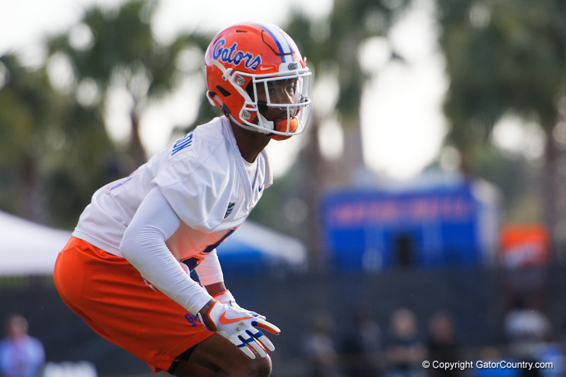 University of Florida Gators Football Spring Practice 2018