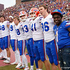 University of Florida Gators Football Gator Walk FSU 2018