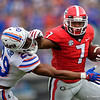 University of Florida Gators Football Georgia Bulldogs 2018