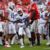 Florida Gators vs Georgia Bulldogs 10/28/2018
