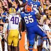 University of Florida Gators 2018 LSU Tigers