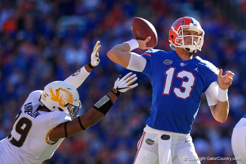 University of Florida Gators 2018 Missouri Tigers