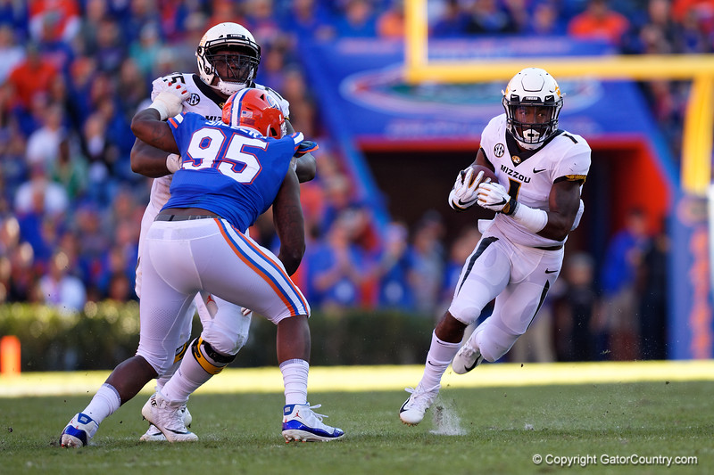 Florida Gators 2018 Missouri Tigers