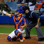 University of Florida Gators Softball C/1B Janell Wheaton behind home plate as the Gators defeat the #8 Texas A&M Aggies 7-3 to complete the sweep at Katie Seashole Pressly Softball Stadium in Gainesville, Florida.  March 26th, 2018. Gator Country photo by David Bowie.